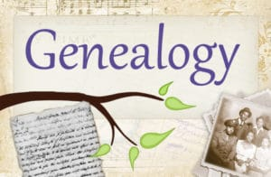 Welcome to our Genealogy Section