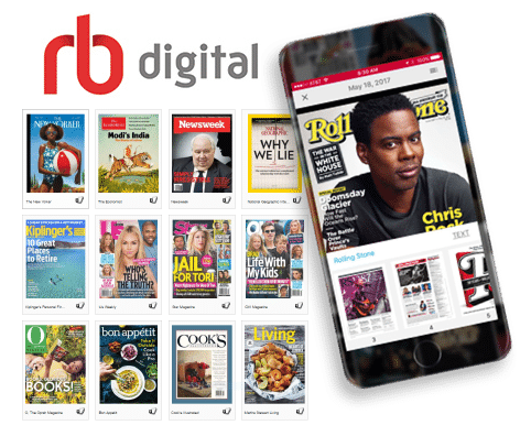 Sign up for our new Digital Magazine service