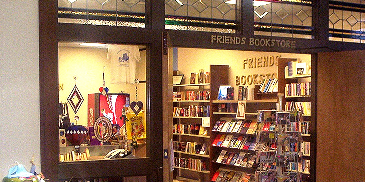 A Peek Inside Our Bookstore