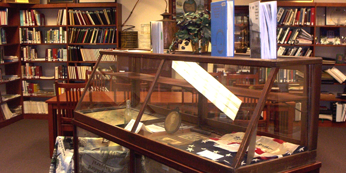Our Genealogy Room
