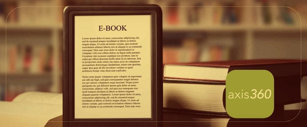 Check out an e-book at the Waynesboro Wayne County Library