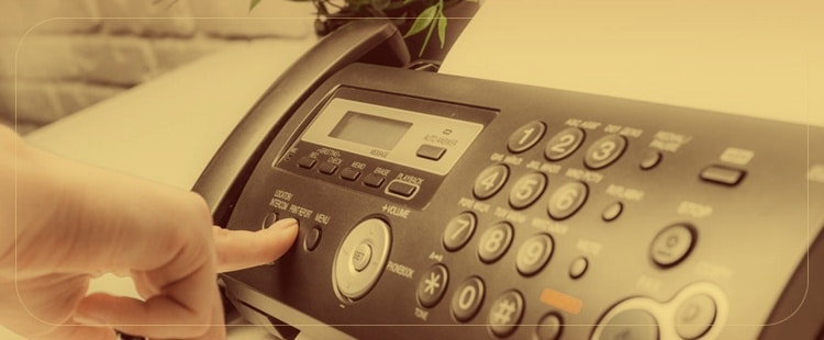 We offer Fax Services