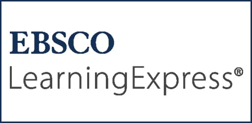 Find the resources you need with Ebsco Learning Express