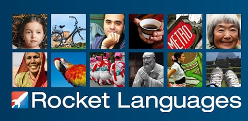 Start learning a new language with Rocket Languages
